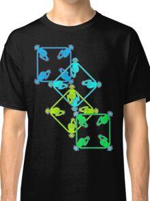 Shape Monkeys - Square Classic T-Shirt