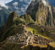 The Lost City of the Incas by Fiona Lockhart