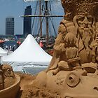 Sandscapes, Docklands by Picturesque15