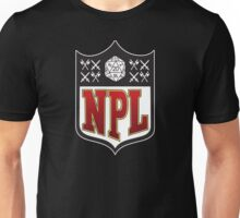 Nerd Poker League Unisex T-Shirt