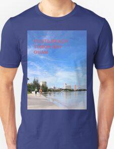 The Beach at Tumon Bay Guam T-Shirt