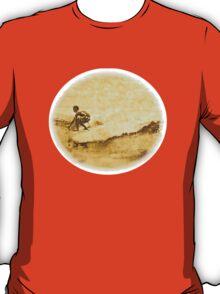 Sepia Surfer T-Shirt