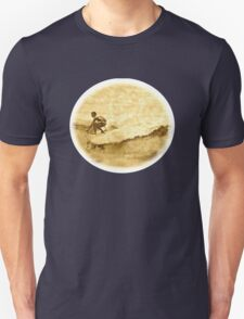 Sepia Surfer T-Shirt