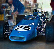 1969 Elfin 600B by Stuart Row