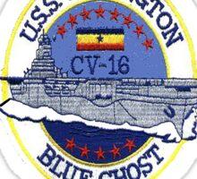 USS Lexington CV 16 Sticker