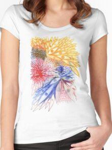 Eye-Eye Women's Fitted Scoop T-Shirt
