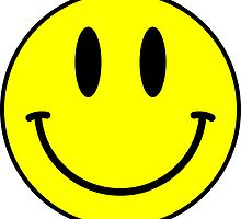 Acid House Smile Face by Chairboy