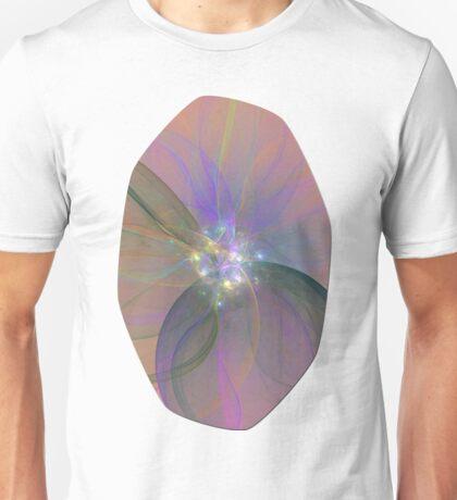 Fairy Blossom Fractal Unisex T-Shirt