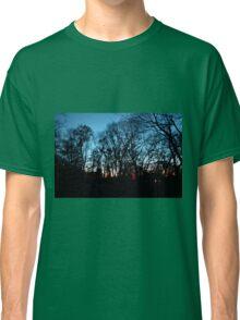 Cyan Sky Classic T-Shirt