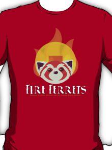 Team Fire Ferrets T-Shirt