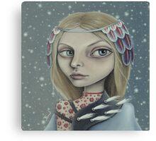 December Canvas Print