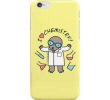 I Heart Chemistry - Scientist Chemist Mole iPhone Case/Skin