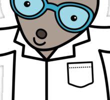 I Heart Chemistry - Scientist Chemist Mole Sticker