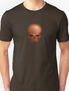 Metallic Skull of Chaosness... T-Shirt