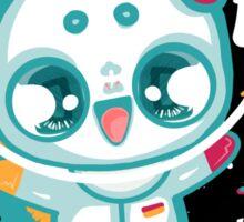 Moon Bunnies: Space Traveller Sticker