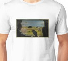 Hitchcockasaur Unisex T-Shirt