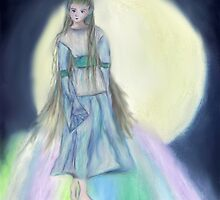 The Moonbow Maid by LeslieMarie