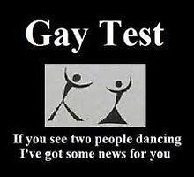 Gay test by Lobstergameimg