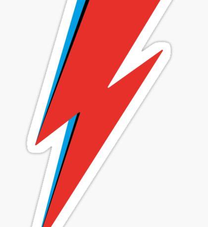 Aladdin Sane - Bowie Sticker