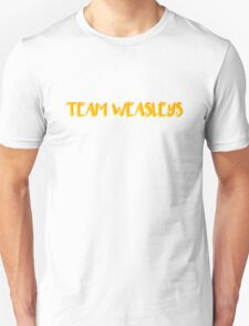 Team Weasleys T-Shirt