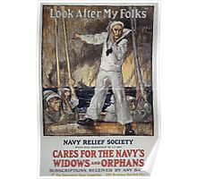 Look after my folks 002 Poster