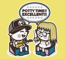 Potty Time! Kids Tee