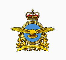 Royal Canadian Air Force Badge Unisex T-Shirt