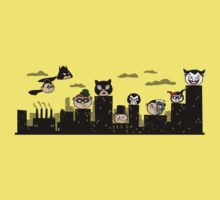 Angry Bats Kids Clothes