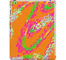 Funky Swirl by Anne Winkler iPad Case/Skin