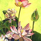Citron Lotus 1 by Debbie DeWitt