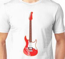 Coca Cola 'Christmas' Guitar Unisex T-Shirt