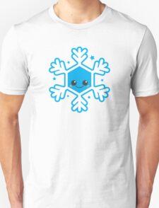 Kawaii Winter Snowflake T-Shirt