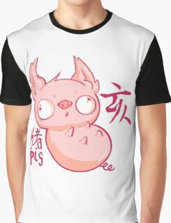 The Year of the Pig Graphic T-Shirt