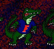 Albert Gator Sticker
