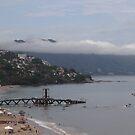 Clouds in the Mountains - Nubes en la Montaña by PtoVallartaMex