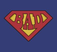 SUPER BAD Logo by Adam Campen