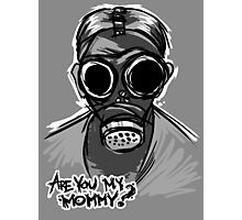 Are you my mommy? - Dr Who Photographic Print
