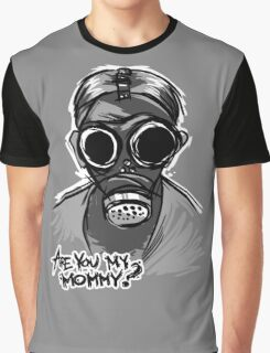Are you my mommy? - Dr Who Graphic T-Shirt