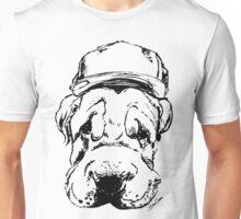 Snapback Sharpei Unisex T-Shirt