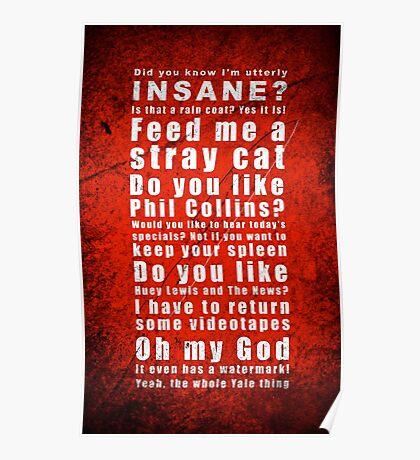 Psychosius Poster