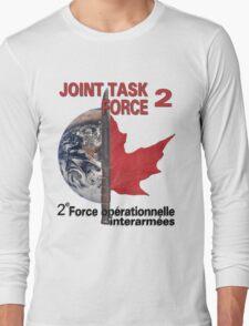 Joint Task Force 2 (JTF2) Stylized Logo Long Sleeve T-Shirt