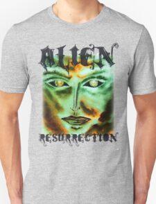 Alien Resurrection dark lettering for light garments  T-Shirt