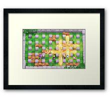 Explosive Climax Framed Print