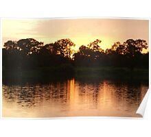 Lake serenity Poster