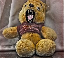 Crazy Ted. by tiggertastic