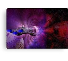 Star Drive Canvas Print