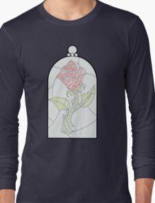 Enchanted Rose Long Sleeve T-Shirt