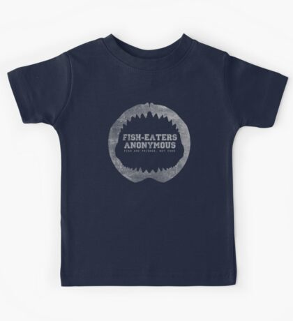 Fish-Eaters Anonymous Kids Tee