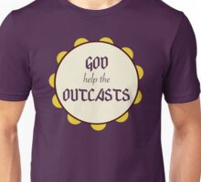 Outcasts Unisex T-Shirt