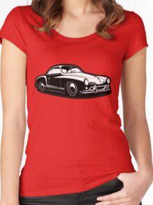 Karmann Ghia City Women's Fitted Scoop T-Shirt